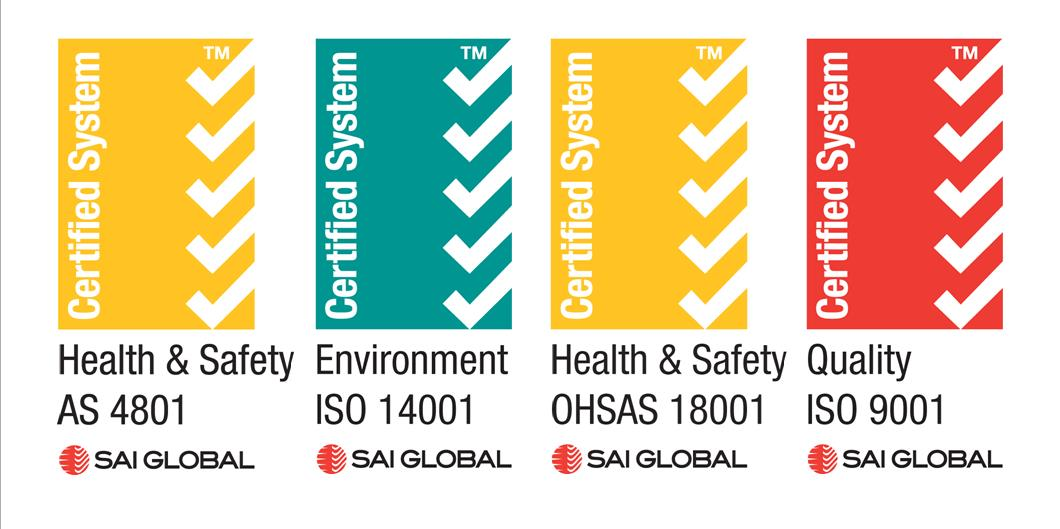Whittens Receives Iso Certifications Whittens Civil Concrete