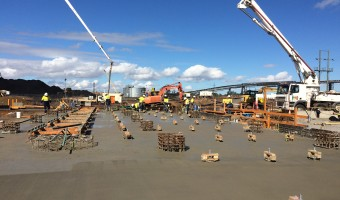 Byerwen CHPP Project - Sitewide Concrete Works
