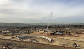 Mt Pleasant Operation - CHPP Earthworks and Civil