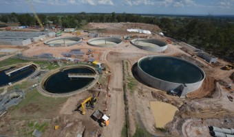 Riverstone Waste Water Treatment Plant Upgrade